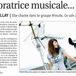 La Gazette - 9 mars 2012 - photo ©palprod.ch