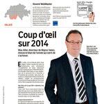 Migros Magazine - 5 janvier 2015 - Photo © Nathalie Pallud