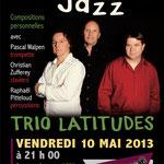 Trio Latitudes - Photo © Nathalie Pallud