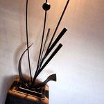 sculpture réalisé par Mr Pongi et dessiné par moi même