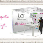 perspective avant projet stand professionnel