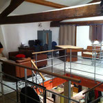 photo avant projet étage