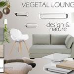 planche tendance végétal lounge