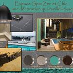 planche ambiance espace hammam sauna