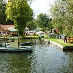 Fischerei und Restaurant am Ratzeburger See