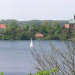 Domsee mit Dom und Herrenhaus