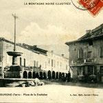 Tarn - Dourgne - La Fontaine