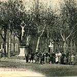 Tarn - Dourgne - La Croix