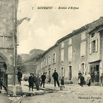 Tarn - Dourgne - Bas de l'avenue du Maquis