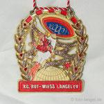 K.G. Rut-Wiess Löstige Langeler e.V. - 2000 - Löstig met Spass un Freud ins neue Jahrtausend