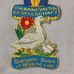 K.G. Grengeler Boore un Mädche vun 1991- 1999