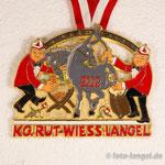 K.G. Rut-Wiess Löstige Langeler e.V. - 2002 - Wat wor, dat wor un kütt nie mih zorück
