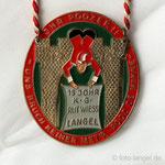 K.G. Rut-Wiess Löstige Langeler e.V. - 1970 - Ihr Poozer !! - Uns bruch keiner met'r Pooz ze winke