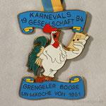 K.G. Grengeler Boore un Mädche vun 1991- 1994