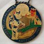 "Damenkomitee ""Fidele Kätzchen"" - 1982"
