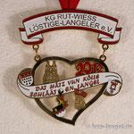 K.G. Rut-Wiess Löstige Langeler e.V. - 2012 - Dat Hätz vun Kölle schläät en Langel