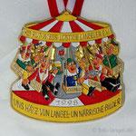K.G. Rut-Wiess Löstige Langeler e.V. - 1998 - Uns Hätz vun Langel - un närrische Bilder