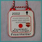Freiwillige Feuerwehr und Spielmannszug Porz-Langel 2002