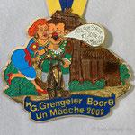 K.G. Grengeler Boore un Mädche vun 1991- 2002