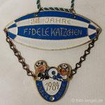 "Damenkomitee ""Fidele Kätzchen"" - 1984"