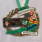 Wesshovver Jonge un Mädche von 1957 e.V. - 1998