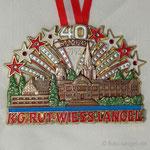 1995 - 40 Jahre  - K.G. Rut-Wiess Löstige Langeler e.V.