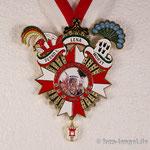 K.G. Rut-Wiess Löstige Langeler e.V. - 2013 - Orden des Porzer Dreigestirns - KG stellt das Dreigestirn