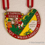 K.G. Rut-Wiess Löstige Langeler e.V. - 2004 - Etappensieger