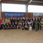 erfolgreichster Landesverband: alle Teilnehmer aus Rheinland-Pfalz