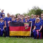 als Ehrenpreis gab´s die Sonnenbrillen: erfolgreiche RLP-Equipe
