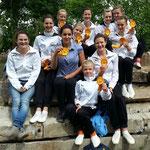 Herxheim gewinnt beim Pflichtwettbewerb und bei den A-Gruppen