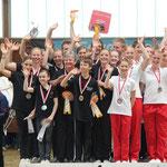 Mainz-Laubenheim ist Süddeutscher Meister 2014