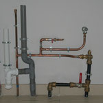 Plomberie en cours Montpellier 34