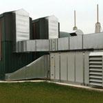 Holztrocknungs-Anlage (Biogas)