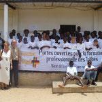 Tag der offenen Tür bei Perspective-Senegal