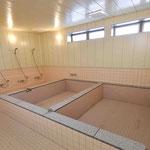 女子寮入浴施設