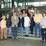 Der Gehörlosenverein Mannheim im Paul-Löbe-Abgeordnetenhaus