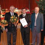 Egon Jüttner wird Ehrenvorsitzender der CDU Mannheim-Sandhofen