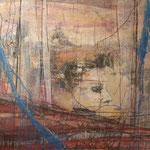 "Anja Kühnrich-Wilke, ""05"", 2012, Acryl auf Leinwand, 120 x 150 cm"