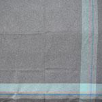 S. Fischbacher Living - Plaids/ Kuscheldecke Cashmere- & Merinowolle - Ice