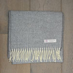 S. Fischbacher Living - Wollschal - Grey HB