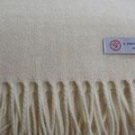 Home of Plaids - Lambswool Pashmina - Café au Lait