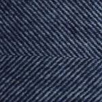S. Fischbacher Living - Plaids/ Kuscheldecke Schurwolle Cosy Navy Blue