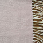 Home of Plaids - Lambswool Pashmina - Delicate Rose