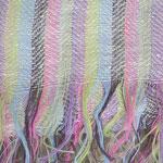 S. Fischbacher Living - Leinenschal - Rainbow