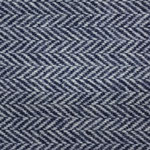 S. Fischbacher Living - Wollschal - Dark Blue HB