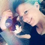 Kika, unsere blinde Maus, hat ein echtes Traumzuhause gefunden! :-)