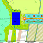Beauvais - Plan projet - Autocad