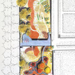 Versailles - Plan masse - Feutre