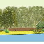 Beauvais - Photoshop sur base manuelle avec incrustation de textures manuelles
